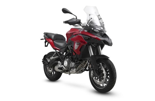 motocykl BENELLI TRK 502 Traveler