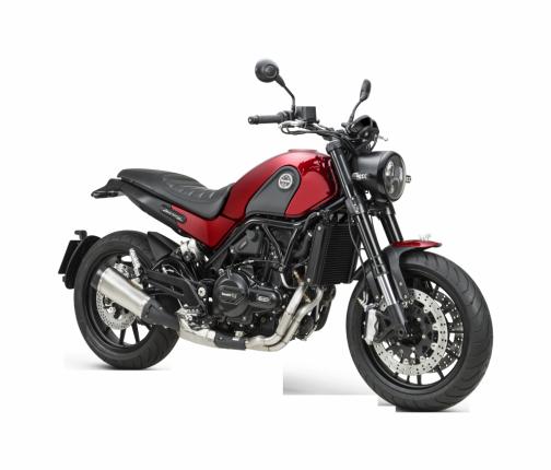 motocykl BENELLI Leoncino Naked