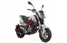 Motocykl BENELLI TNT125