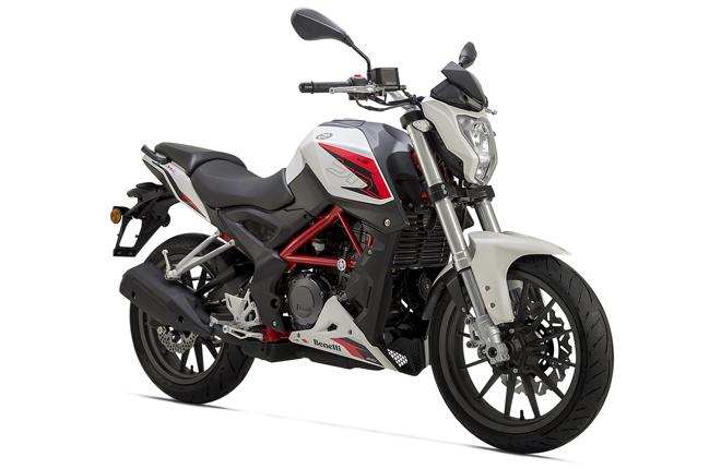 motocykl Benelli BN 251