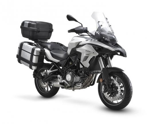Benelli 502 trk 2020