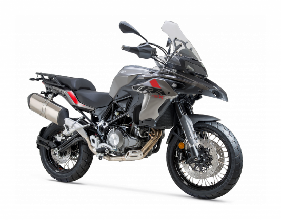 motocykl BENELLI TRK 502 X (Adventure) 2019