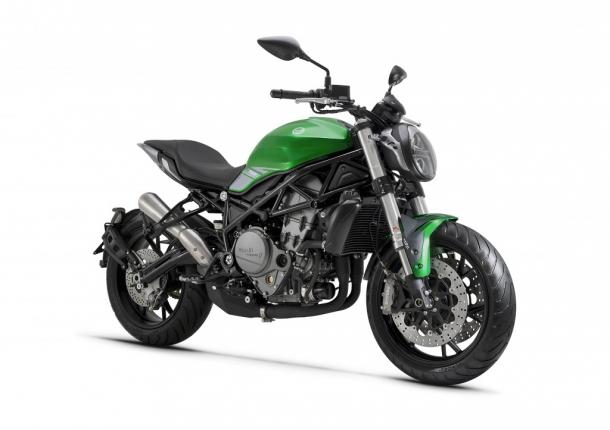 motocykl Benelli 752S E5