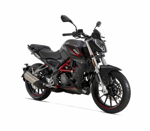 motocykl Benelli 251S