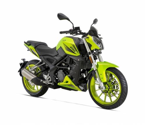 motocykl Benelli BN 251S Limited AKCE !!!