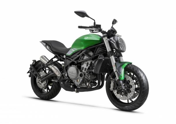 motocykl Benelli 752S /35KW  AKCE!!!