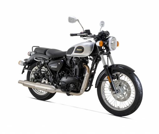 motocykl Benelli Imperiale 400 - AKCE !!!