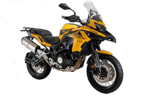 motocykl Benelli TRK 502 X 2020 LIMITED-AKCE !!