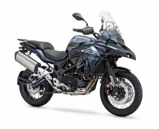 motocykl Benelli TRK 502  X  E5-  AKCE DOPLŇKY
