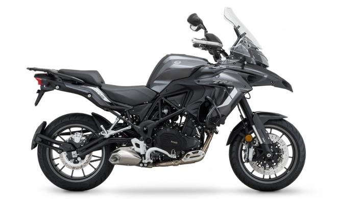 motocykl BENELLI TRK 502  E5  - AKCE - Doplňky