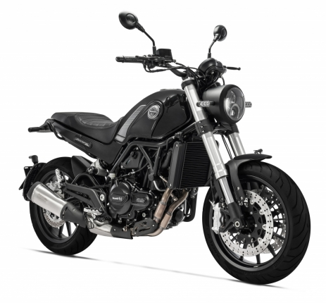 motocykl BENELLI Leoncino 500 E5