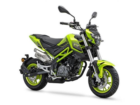 motocykl Benelli TNT 125 E5 Limited  Edition