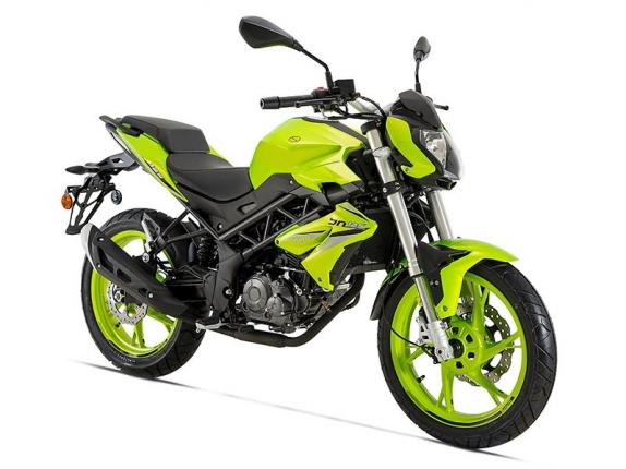 motocykl Benelli BN 125 E5  Limited Edition