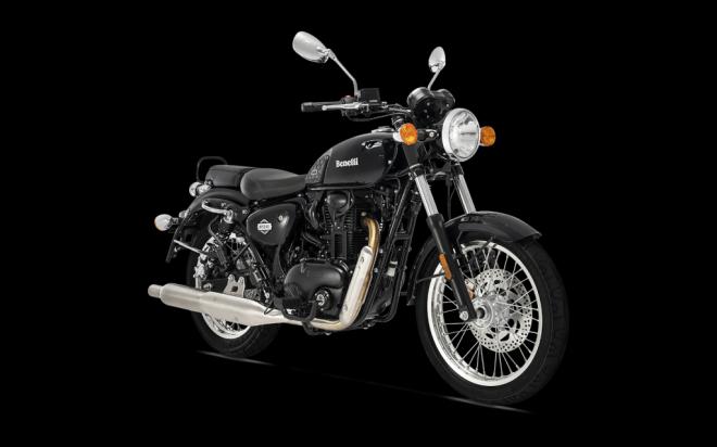 motocykl Benelli Imperiale 400 E5  - AKCE