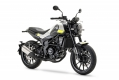 Motocykl Benelli Leoncino 250