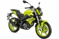 Motocykl Benelli BN 125 Limited