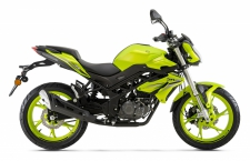 Benelli BN 125 Limited